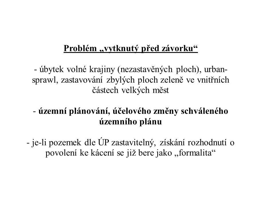 """Problém """"vytknutý před závorku"""