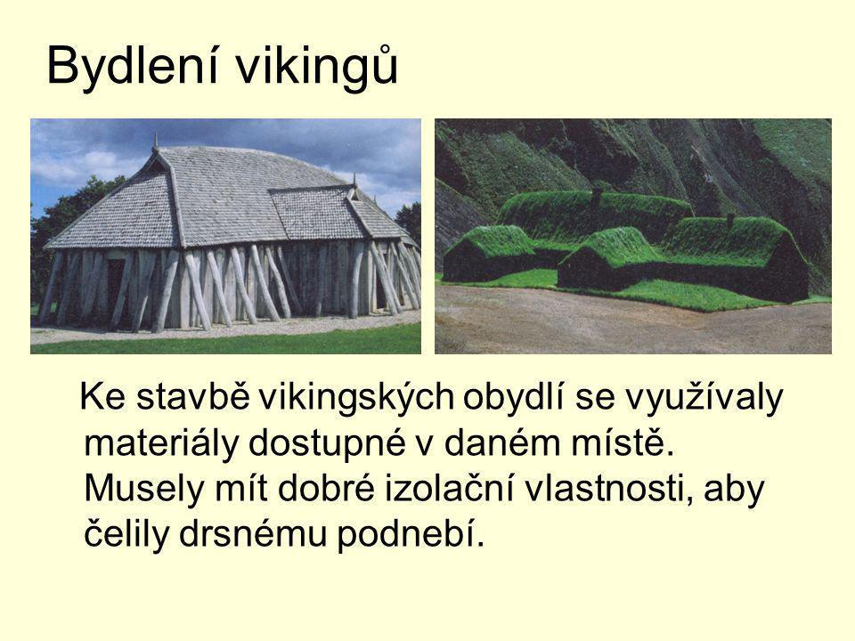 Bydlení vikingů