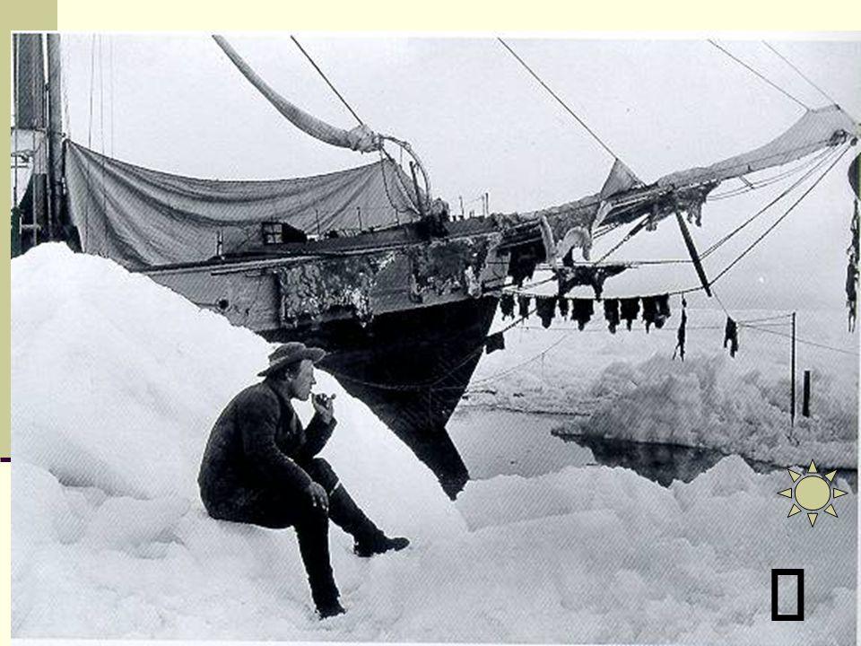 Polárník Fridtjof Nansen