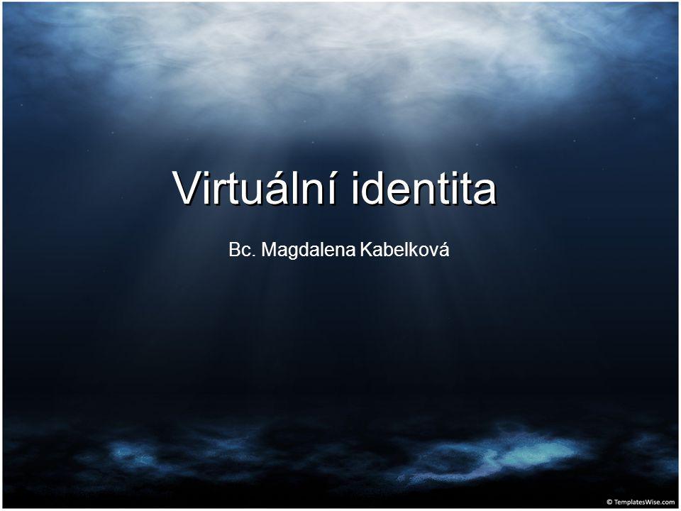 Bc. Magdalena Kabelková