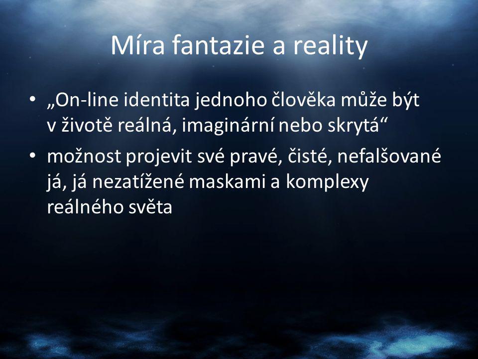 Míra fantazie a reality
