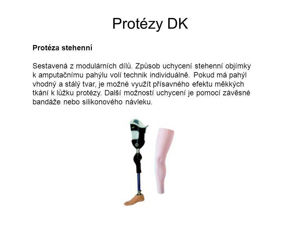Protézy DK Protéza stehenní