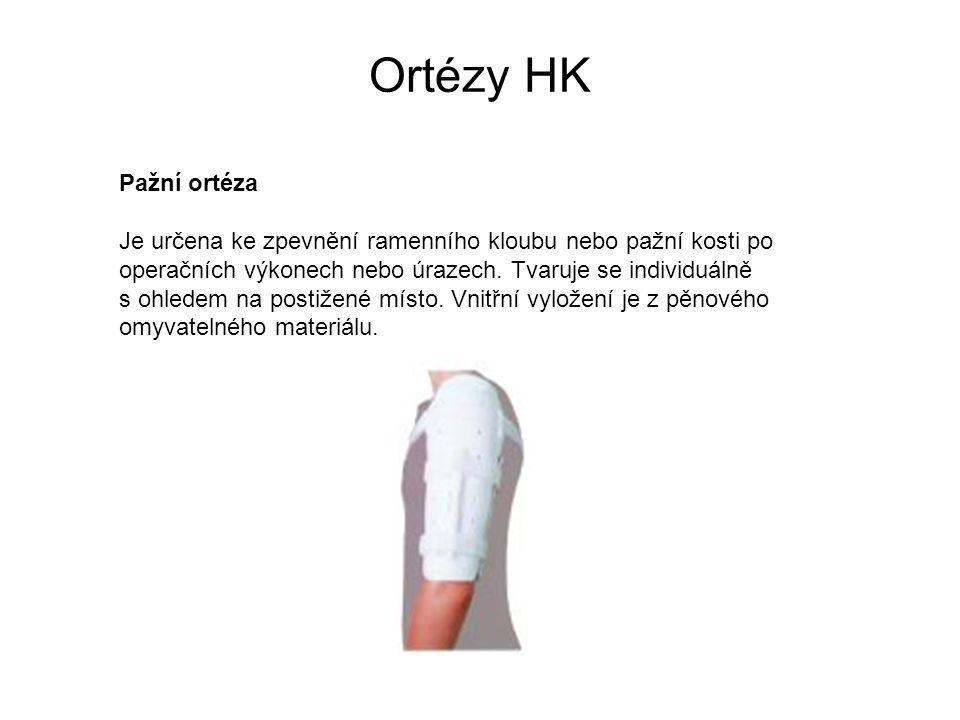 Ortézy HK