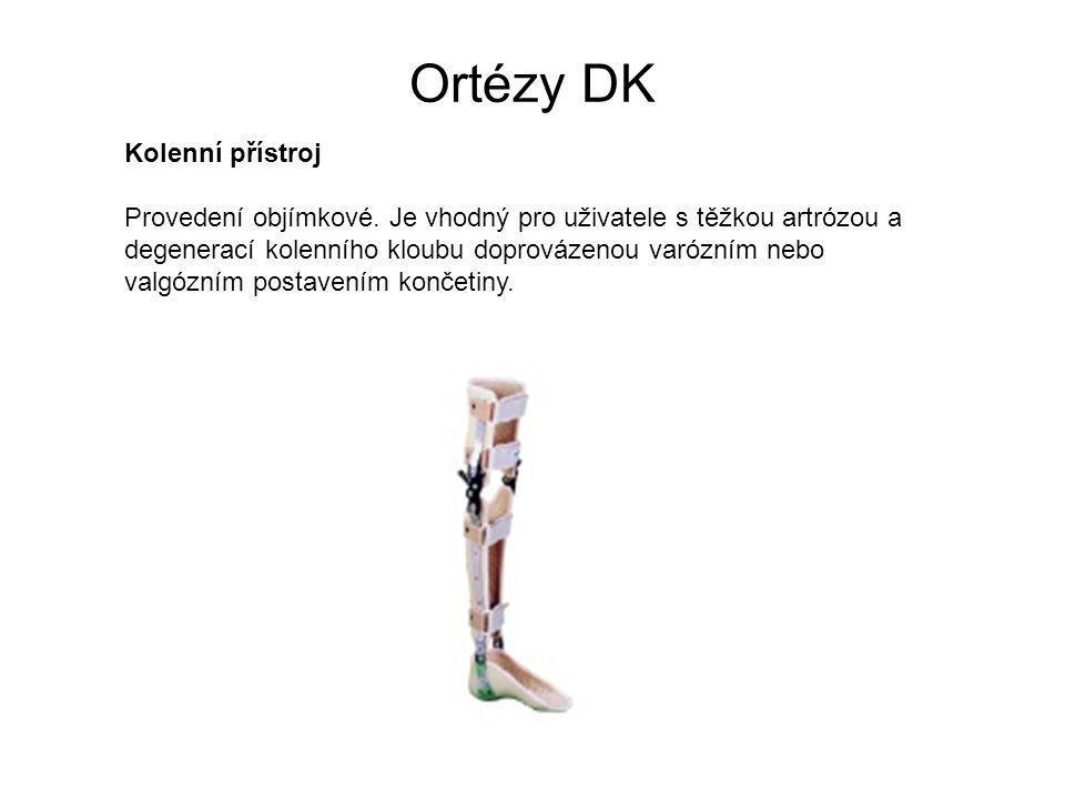 Ortézy DK
