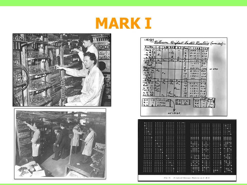 MARK I Z1 – velmi nepřesný a prakticky nepoužitelný