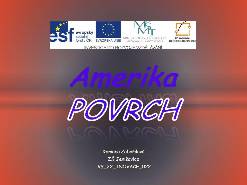 Romana Zabořilová ZŠ Jenišovice VY_32_INOVACE_022