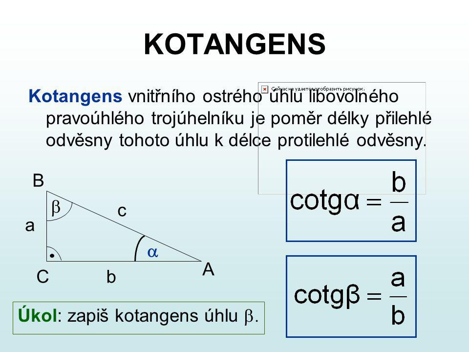 KOTANGENS