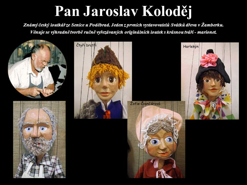 Pan Jaroslav Koloděj