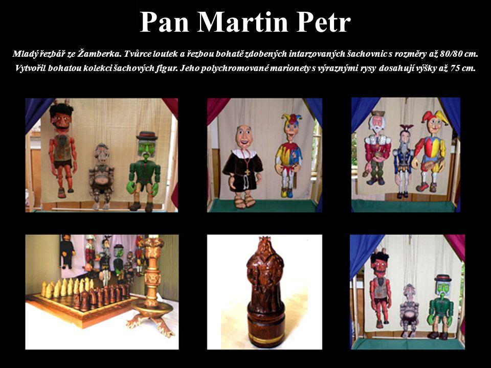 Pan Martin Petr