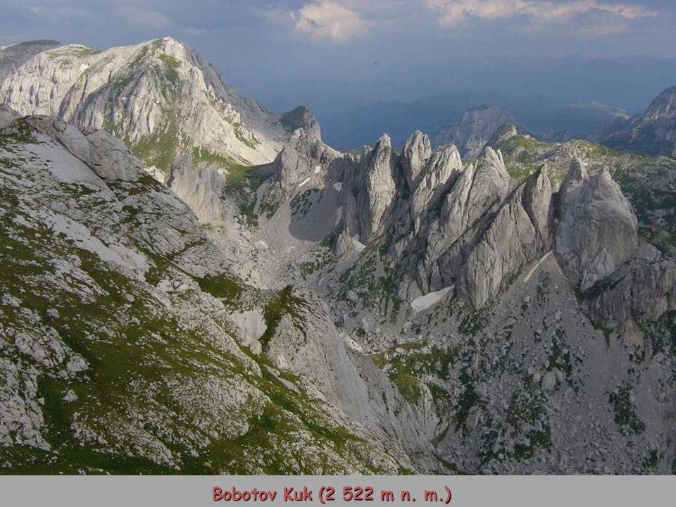 Bobotov Kuk (2 522 m n. m.)
