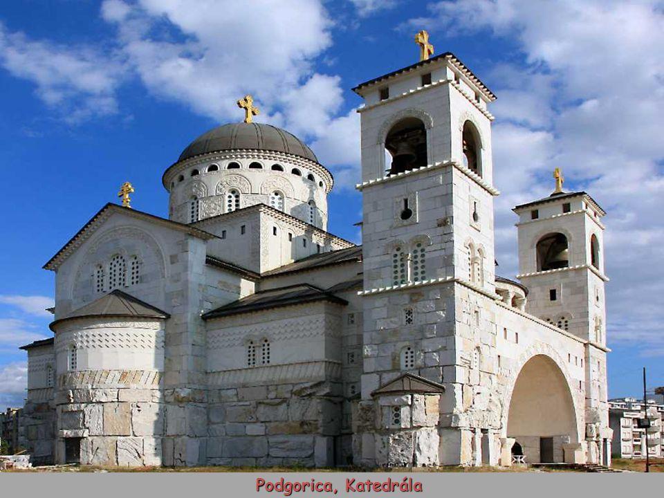 Podgorica, Katedrála