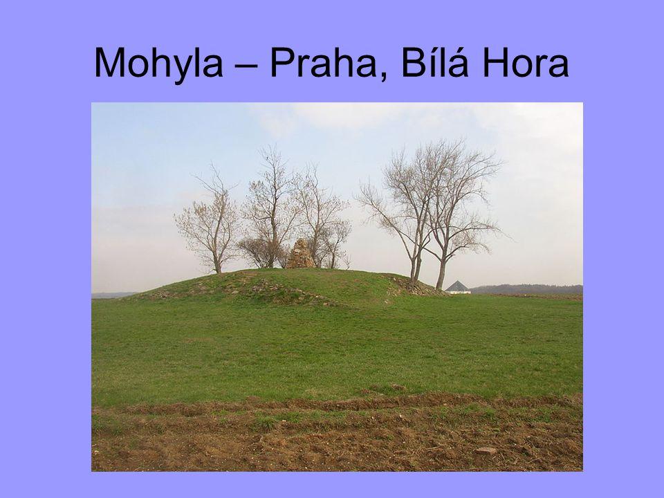 Mohyla – Praha, Bílá Hora