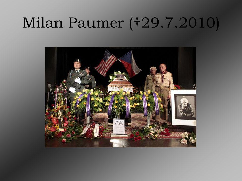 Milan Paumer (†29.7.2010)