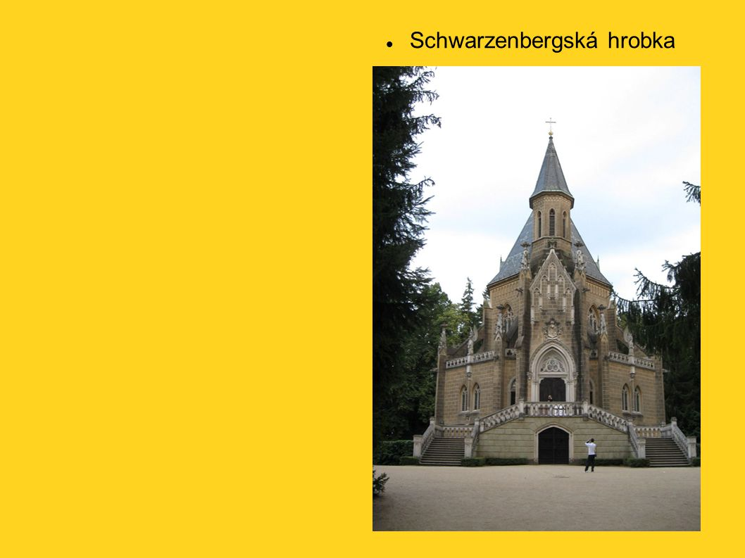Schwarzenbergská hrobka