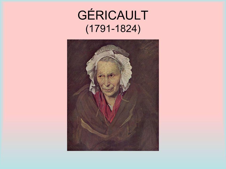 GÉRICAULT (1791-1824)
