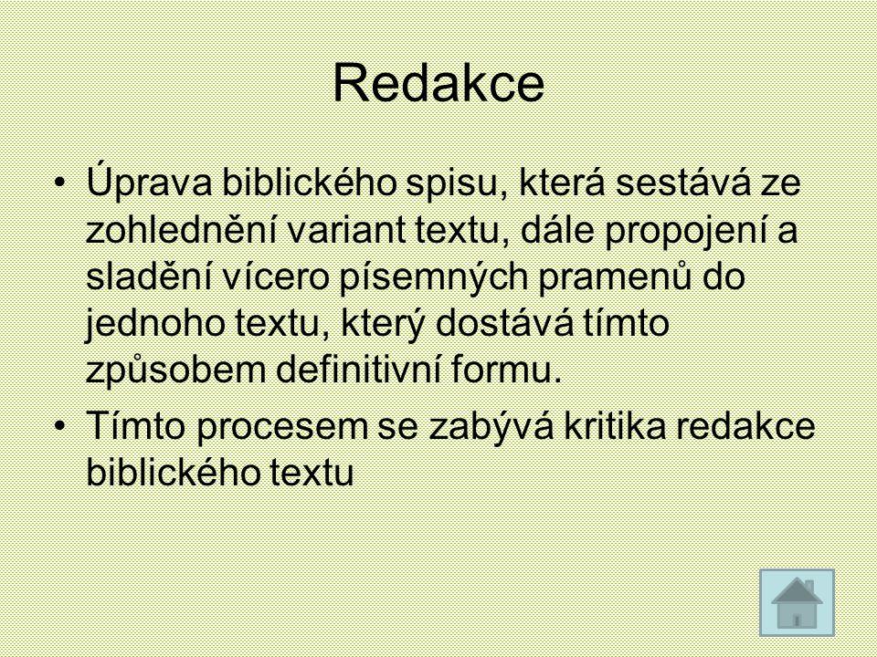 Redakce