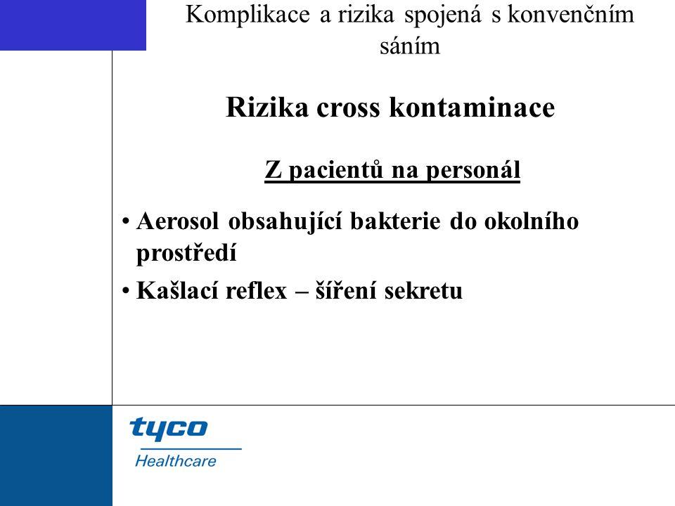 Rizika cross kontaminace