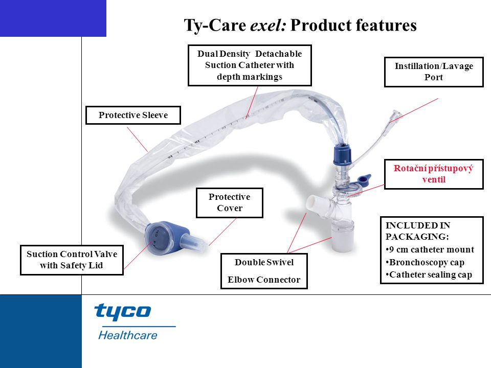 Ty-Care exel: Product features