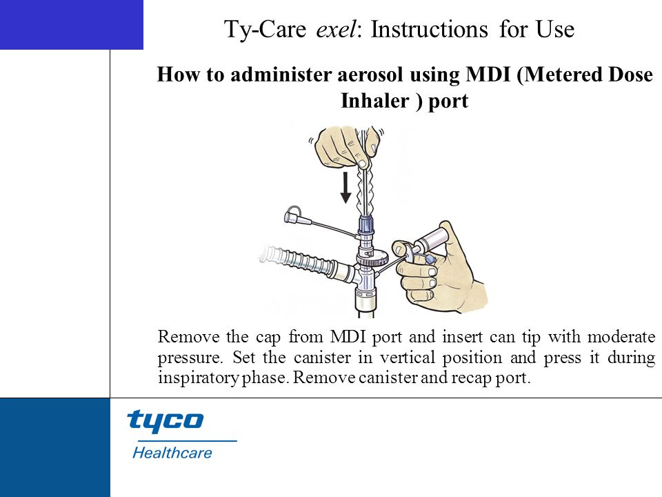 Ty-Care exel: Instructions for Use