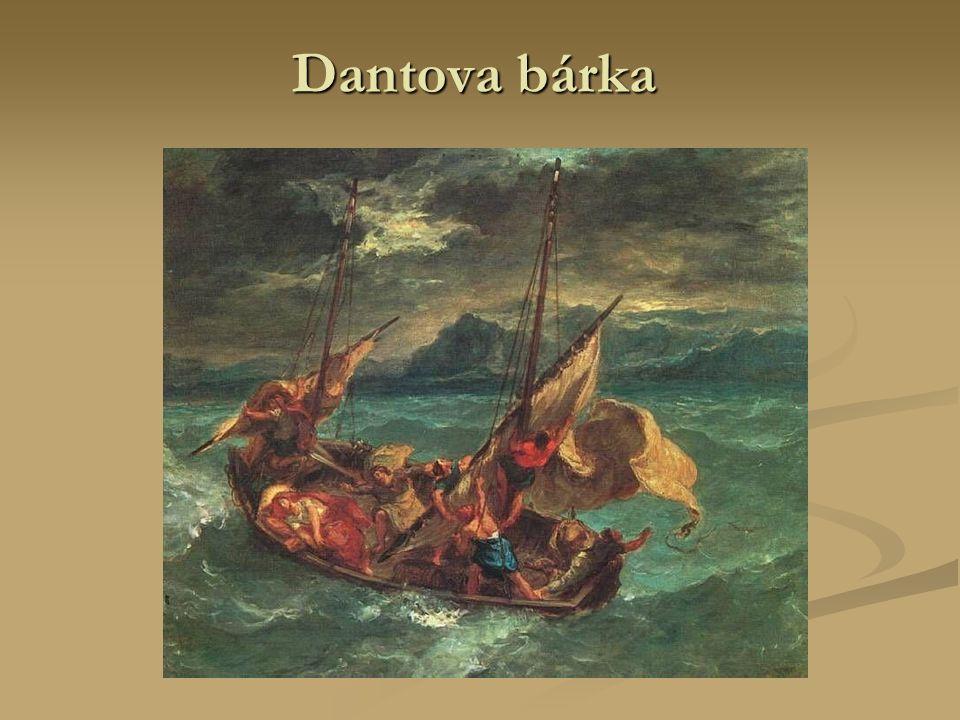 Dantova bárka