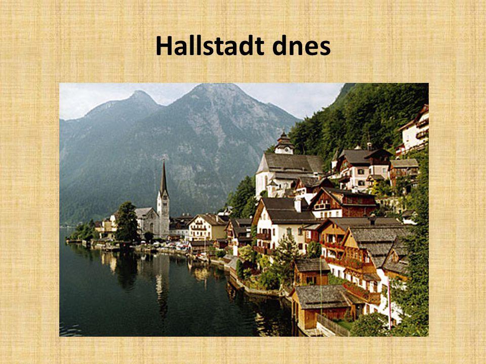 Hallstadt dnes