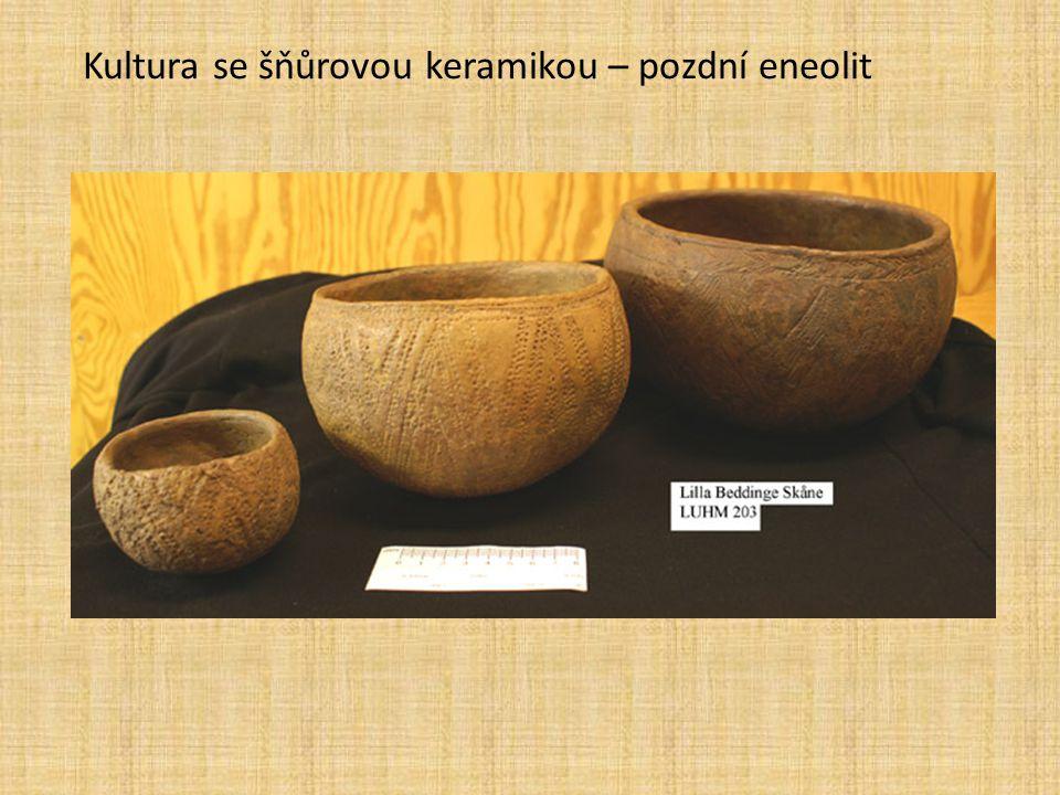 Kultura se šňůrovou keramikou – pozdní eneolit