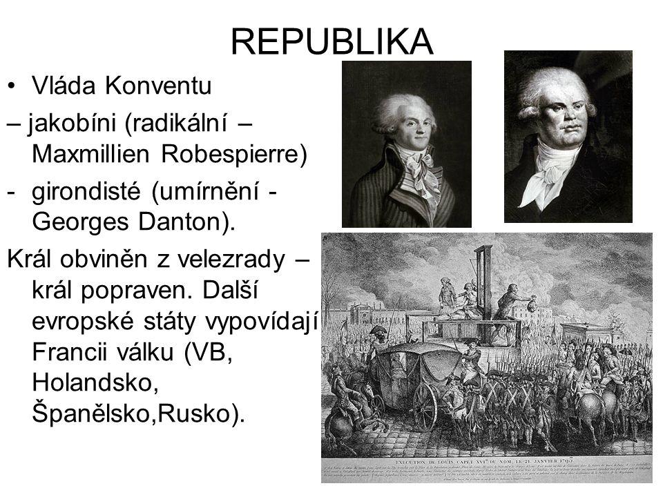 REPUBLIKA Vláda Konventu