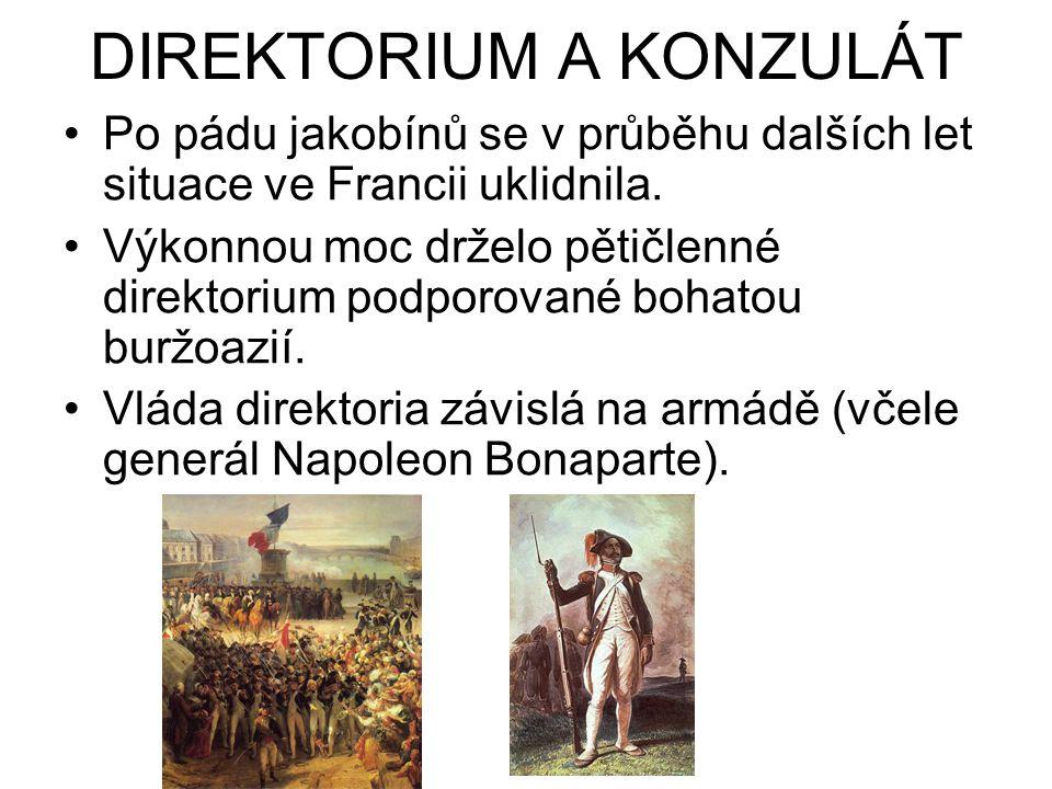 DIREKTORIUM A KONZULÁT