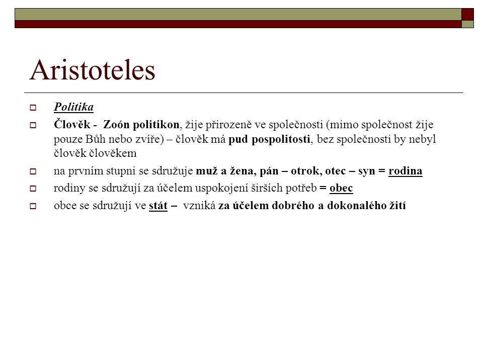 Aristoteles Politika.
