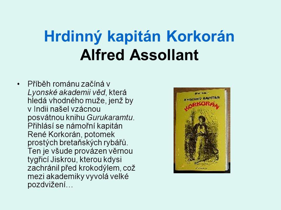Hrdinný kapitán Korkorán Alfred Assollant