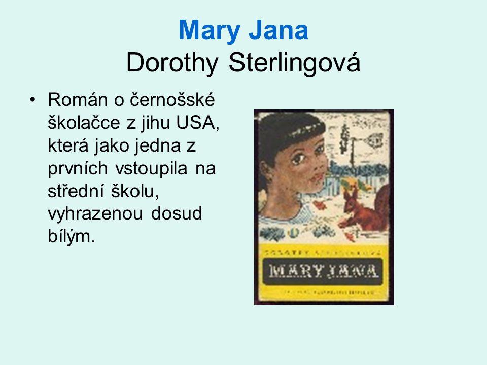 Mary Jana Dorothy Sterlingová