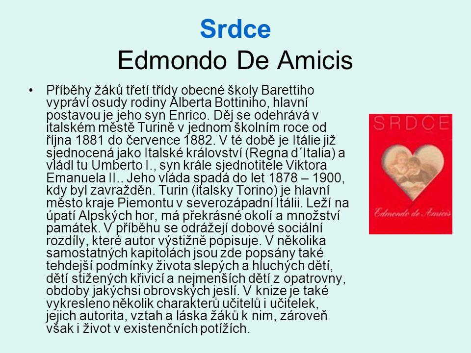 Srdce Edmondo De Amicis