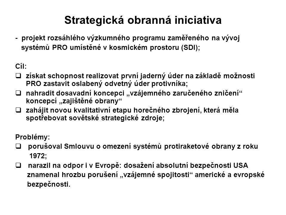 Strategická obranná iniciativa