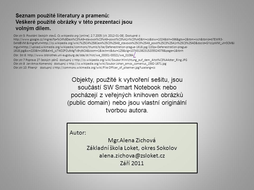 Základní škola Loket, okres Sokolov