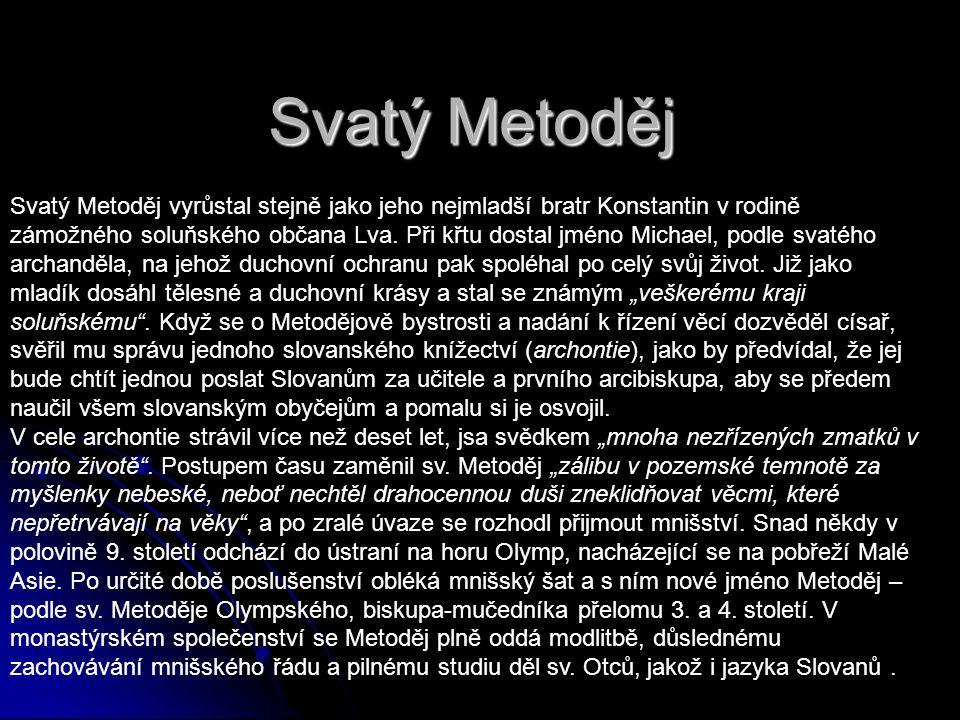 Svatý Metoděj