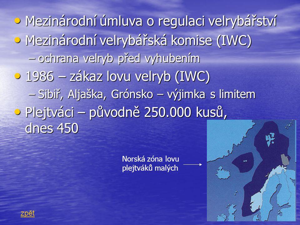Mezinárodní úmluva o regulaci velrybářství