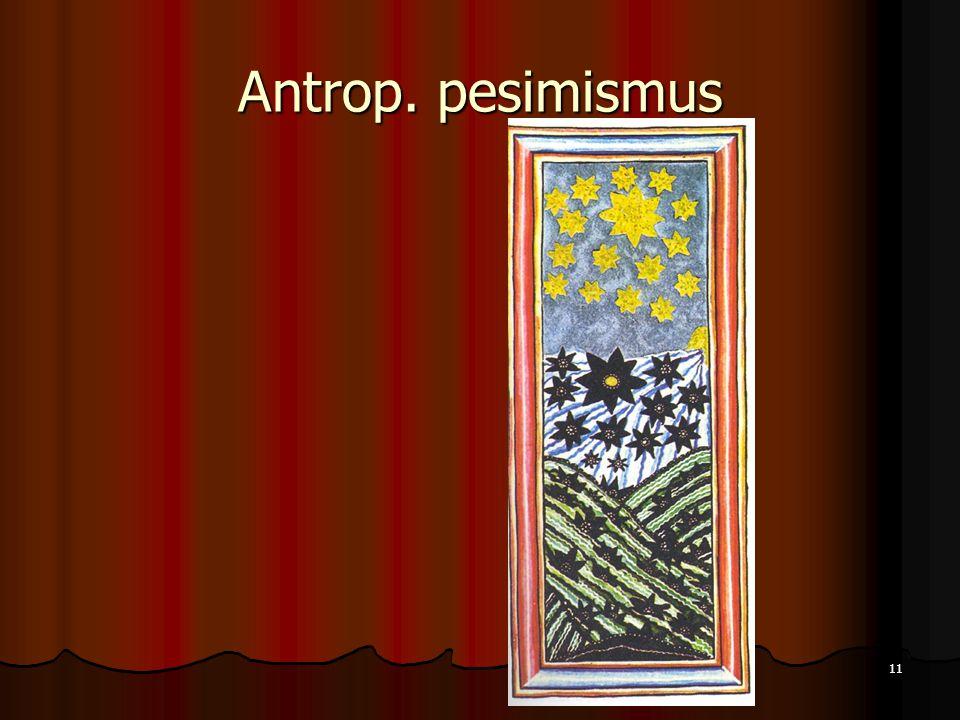 Antrop. pesimismus