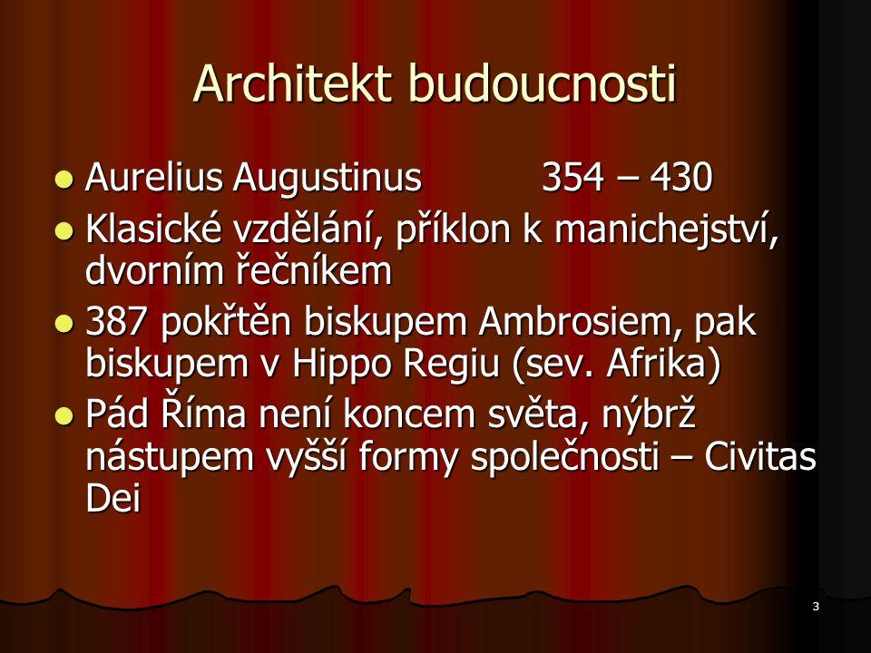 Architekt budoucnosti