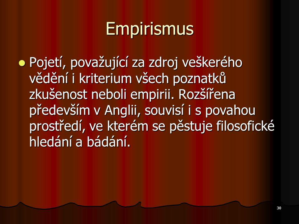 Empirismus