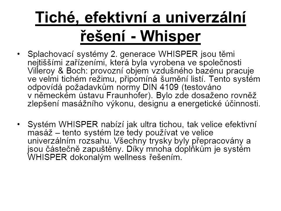 Tiché, efektivní a univerzální řešení - Whisper