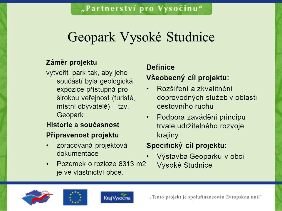 Geopark Vysoké Studnice