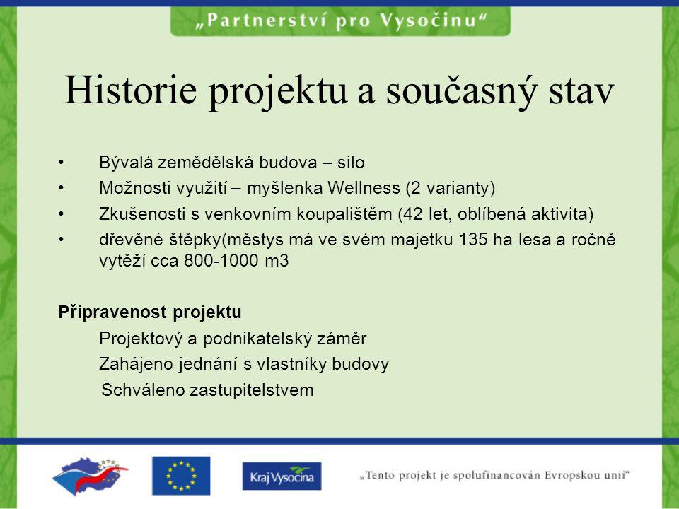 Historie projektu a současný stav