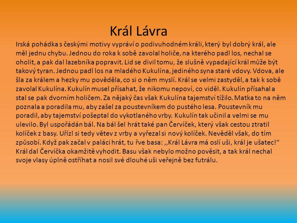 Král Lávra