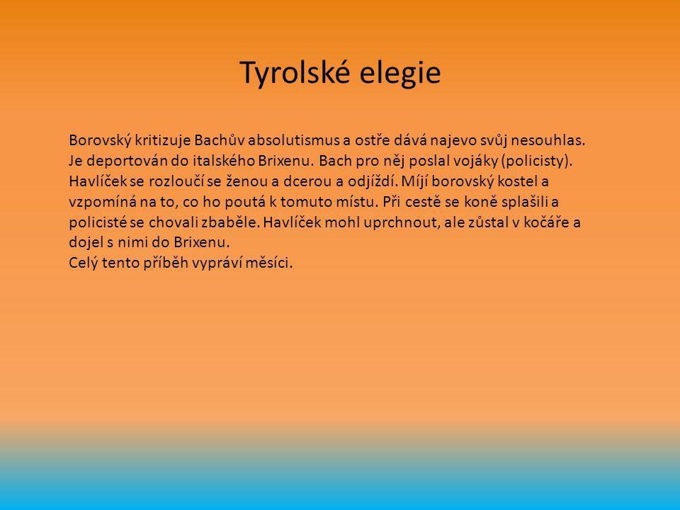 Tyrolské elegie