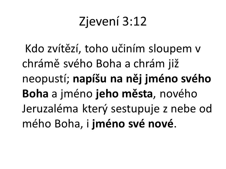 Zjevení 3:12