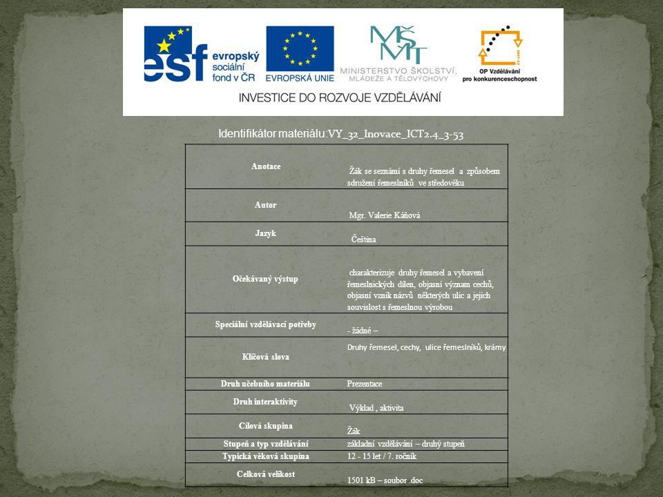 Identifikátor materiálu:VY_32_Inovace_ICT2.4_3-53