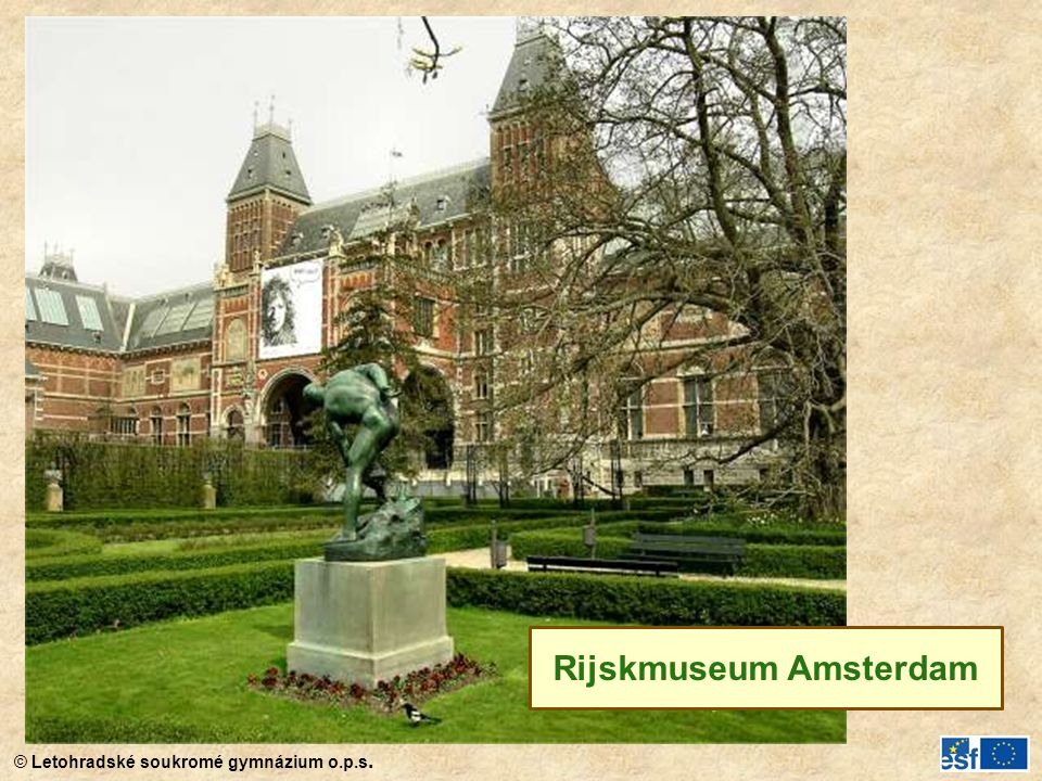 Rijskmuseum Amsterdam