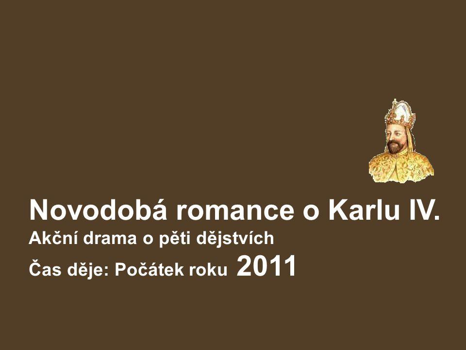 Novodobá romance o Karlu IV.