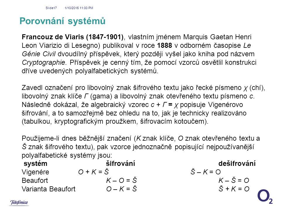 4/8/2017 1:16 AM Porovnání systémů.