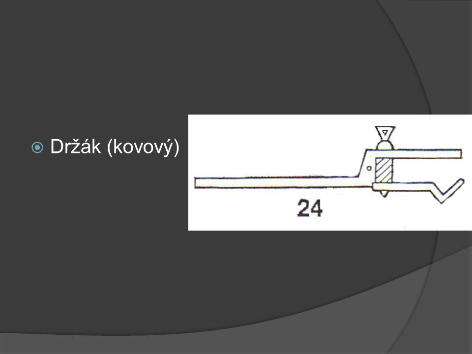 Držák (kovový)
